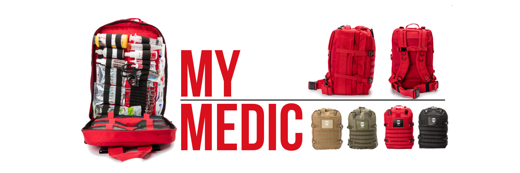 The Medic First Aid Kit