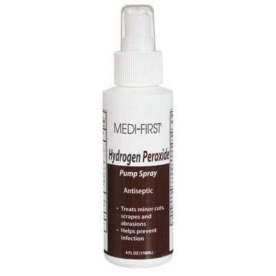 Hydrogen Peroxide Pump Spray