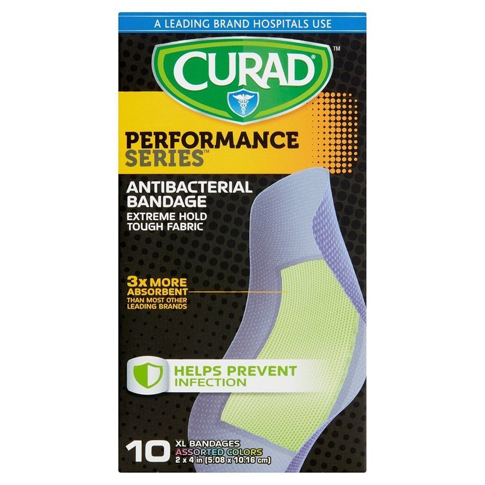 "Curad Bandage | Performance Series 2"" x 4"""