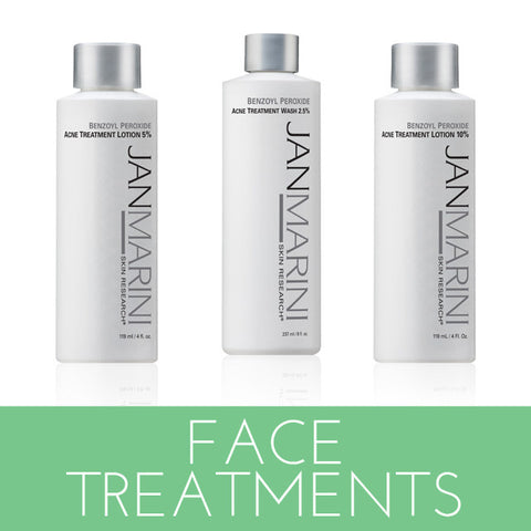 Face Treatments