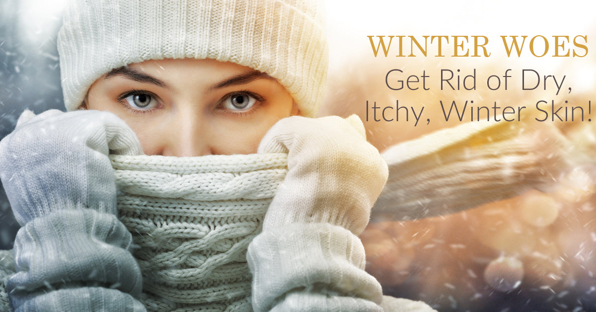 Winter Woes Treating And Preventing Dry Skin Dermahut