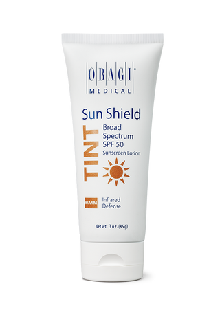 Sun Shield TINT Broad Spectrum SPF 50 - Warm