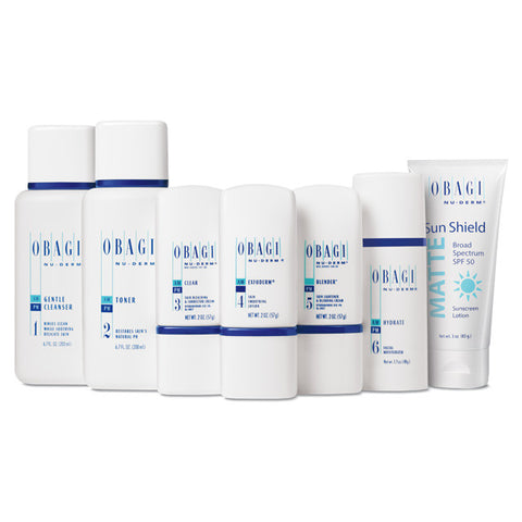 Obagi Nu-Derm Transformation Kit - Normal to Dry