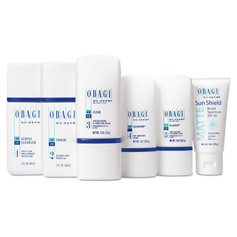 Obagi Nu-Derm Trial Kit - Normal to Dry