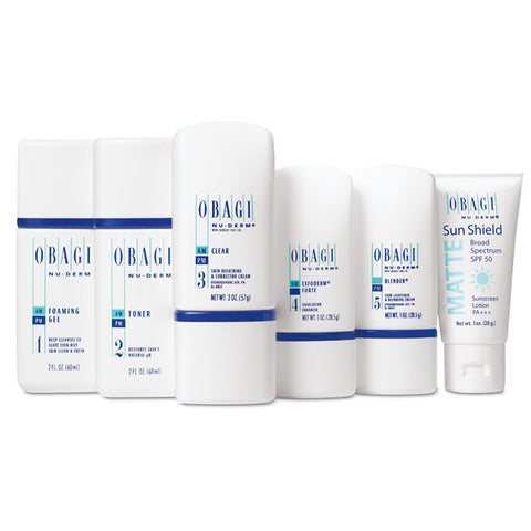 Obagi Nu-Derm Trial Kit - Normal to Oily