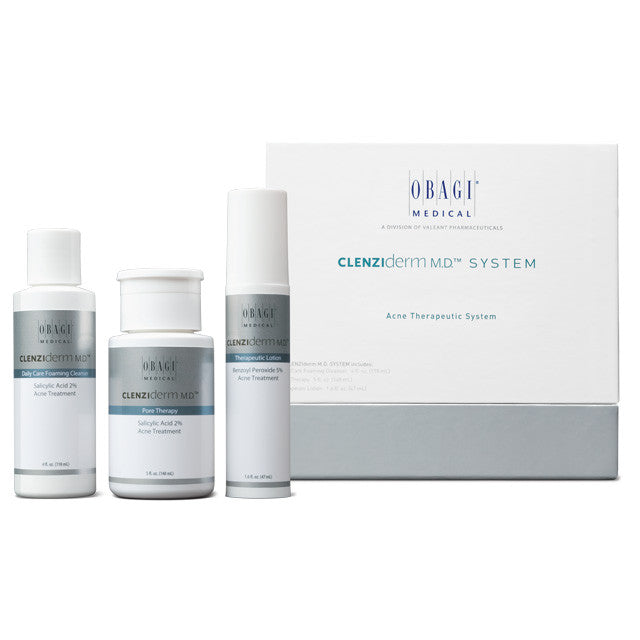 Obagi Clenziderm M D Starter Set Normal To Oily Dermahut