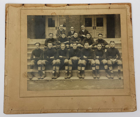 West Chester High School Football Team 1917