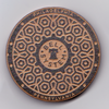 Philly Manhole Cover Magnets