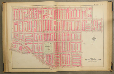 Carroll Park: Master Street, Carroll Park - Map Available after 01/01/2021 -