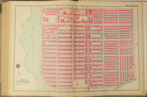 Cobbs Creek: Christian Street, St. Carthage School - Map Available after 01/01/2021 -