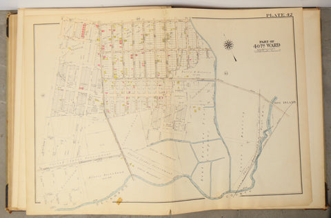 Eastwick: Tinicum Ave, Phila Airport - Map Available after 01/01/2021 -