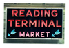 Reading Terminal Market Postcard