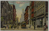 Ca. 1910 Chestnut Street West from 8th Street