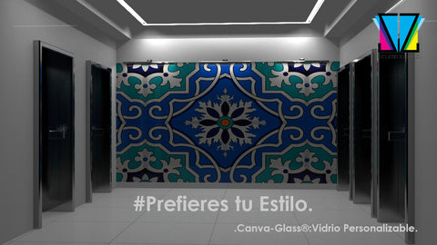 Canva-Glass®: Vidrio Templado.
