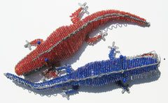 Beaded Wire Animals