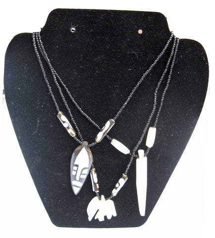 Cow Bone Necklace