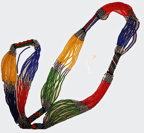 Masai Beaded Necklace