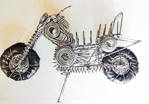 Wire Motorcycle