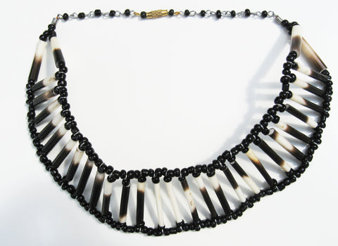 Porcupine Quill Collar Necklace