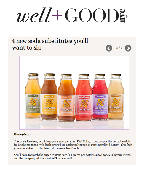 4 new soda substitues you'll want to sip