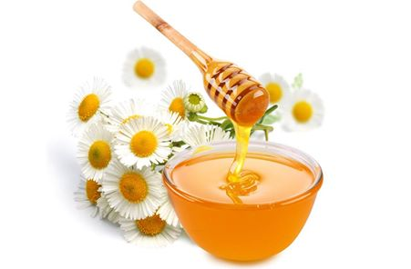Skin Benefits from Honey