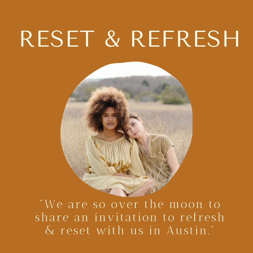 REFRESH & RESET