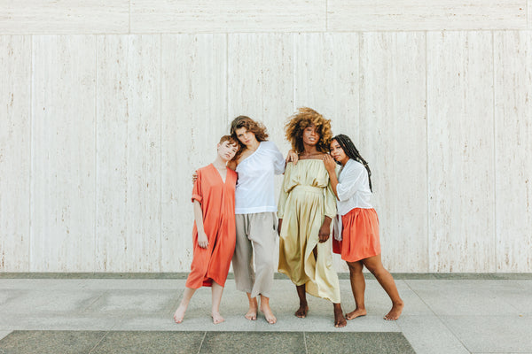 Four Women Wear MBS Spring 20