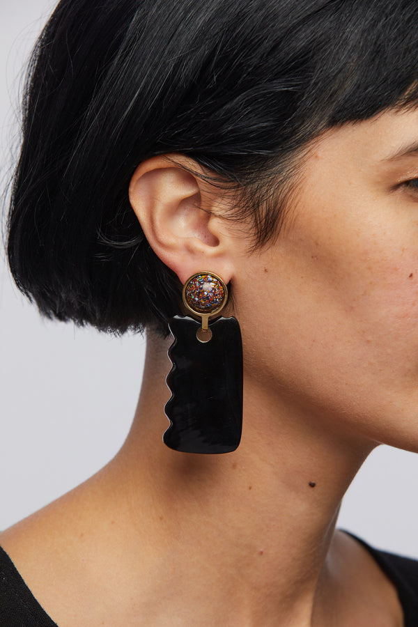 Castlecliff, Indio Earring