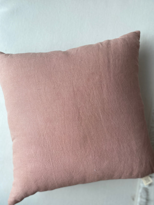 Pillow, Linen Square in Provence