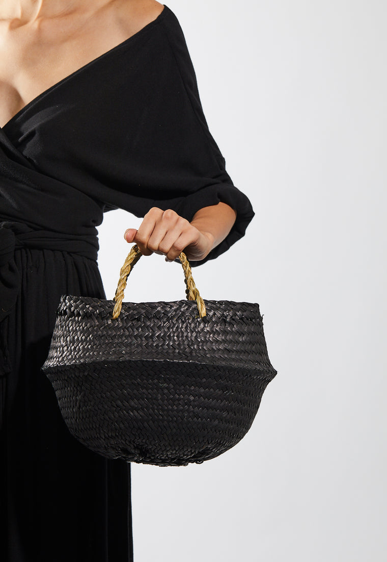 Xinh & Co Basket, Noir