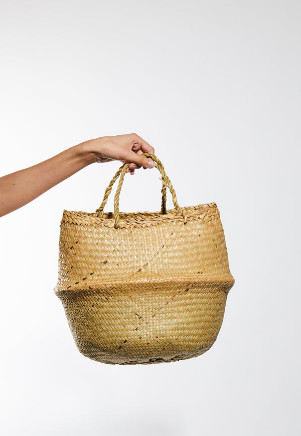 Xinh & Co Basket, Natural