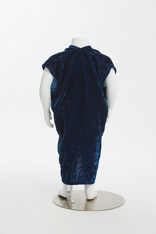 Kid's Everyday Dress, Velvet in Versailles