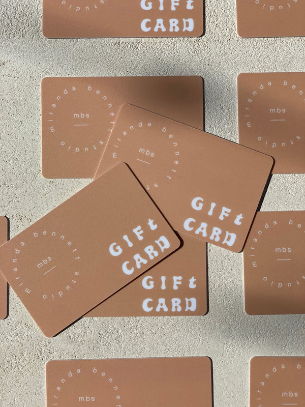 MBS Gift Card