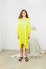 Muse Dress, Silk Charmeuse in Citron