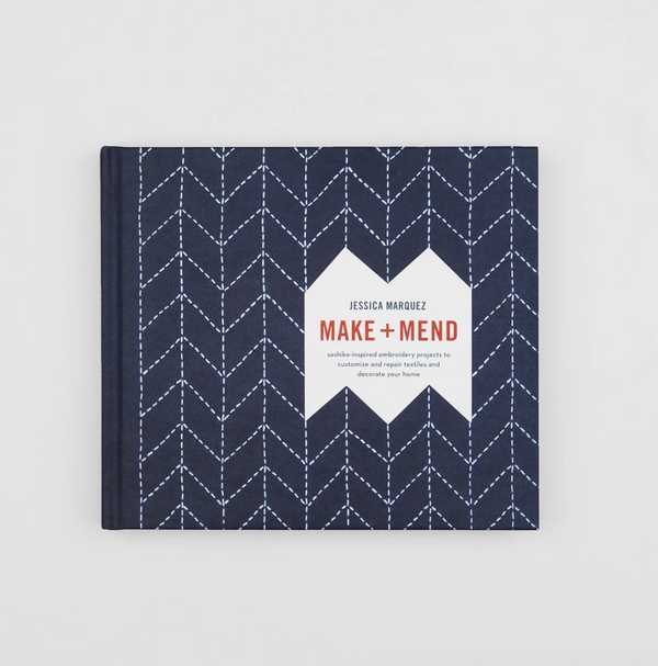 Make and Mend Book by Jessica Marquez