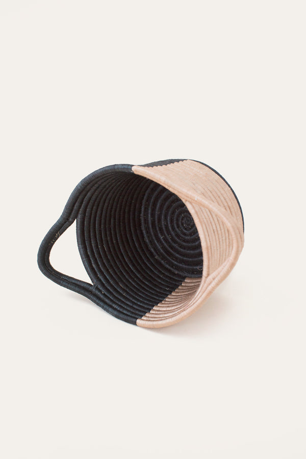 Indego Africa, Black & Tea Split Basket