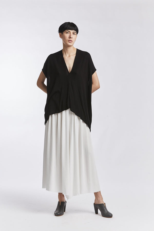 Everyday Top, Rayon in Black