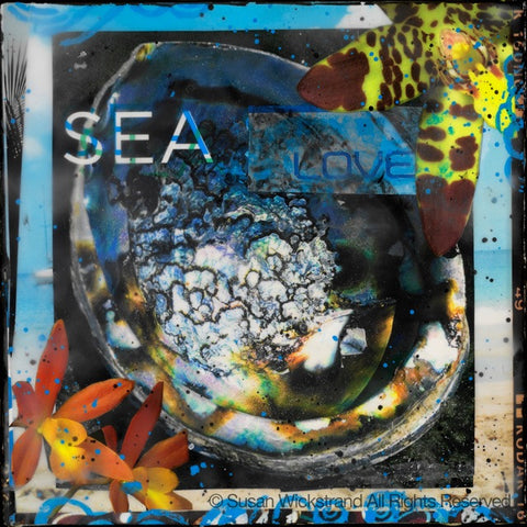 Sea Love, *Best Seller, Featured on ABC's Modern Family, Giclee