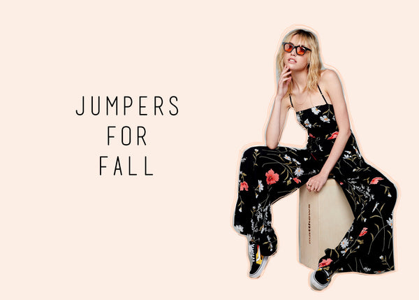 Jumpers for Fall