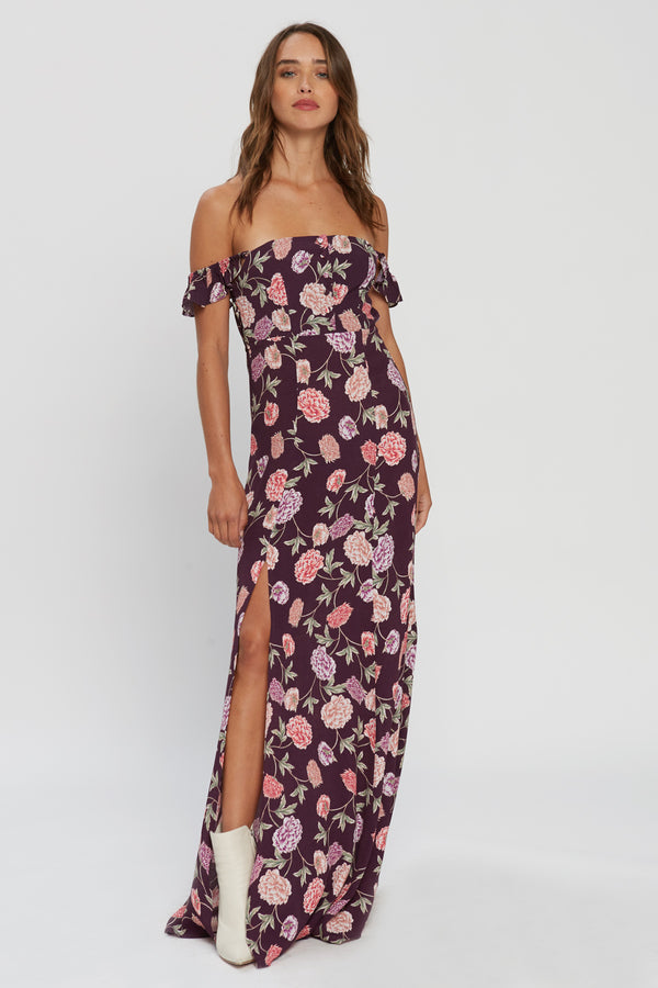Bardot Maxi - In Full Bloom