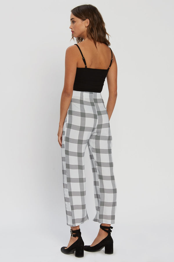 Parker Pant (Cute in Checks)