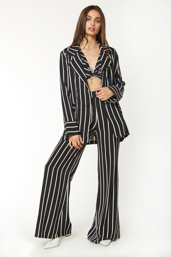 Blair Blazer - True Stripes