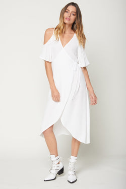 Devon Dress (White)