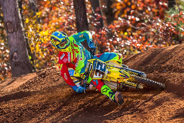 Weston Peick 2017 JGRMX Team Poster Shoot