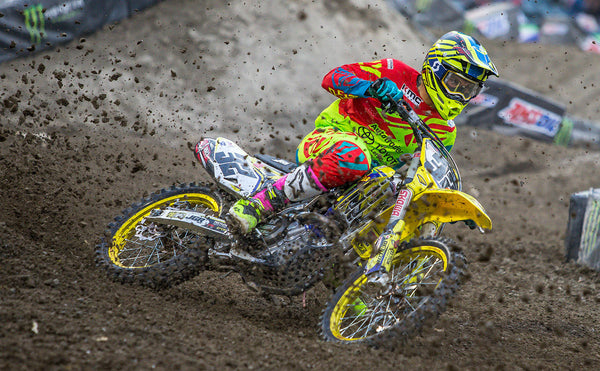 Weston Peick at Anaheim 1