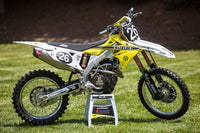 JGRMX/Yoshimura/Suzuki Factory Racing Retro Team Graphics Kit