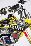 Autotrader/Yoshimura/Suzuki MONSTER ENERGY CUP Factory Race Team Kit