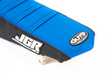 GUTS Racing/JGRMX Race Team Seat Cover detail