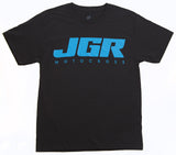 JGRMX Black And Blue T-Shirt