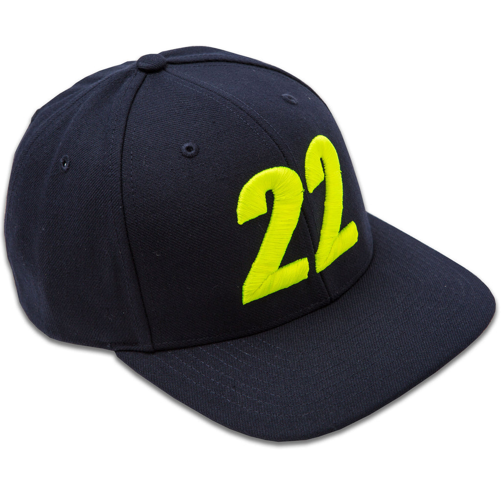 Chad Reed '22' Flatbill Velcro Closure Hat
